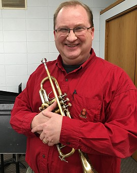 Saint John the Baptist School Plymouth, Wisconsin Fifth through Eighth Grade Band Instructor Geoffrey Schuh